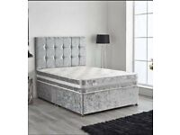 SALE!! Brand New Luxury Divan Beds With FREE DELIVERY!