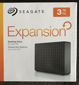 Seagate back up hard drives