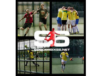 TEAMS NEEDED IN OUR ST AUSTELL SUNDAY 6-A-SIDE LEAGUE, REDUCED MATCH FEE FOR ALL NEW TEAMS!!