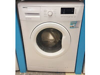 b591 white beko 7kg 1300spin washing machine comes with warranty can be delivered or collected