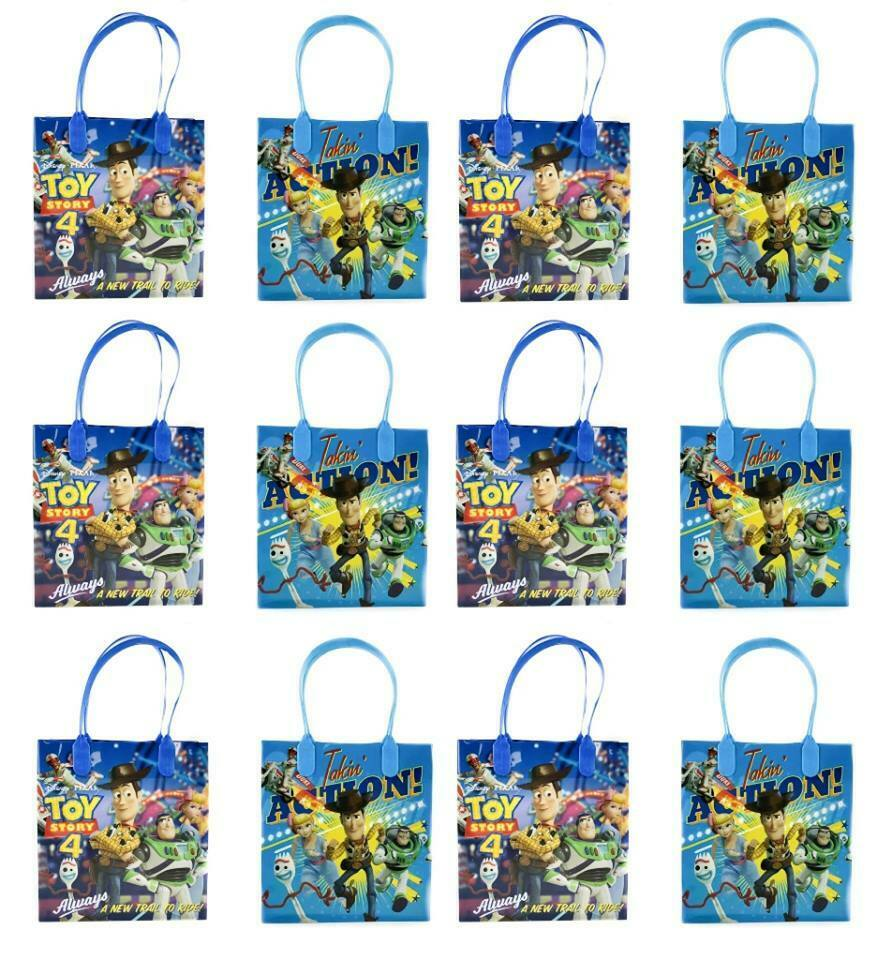 New Toy Story 4 Goody Bags Birthday Party Favors Gift Loot B