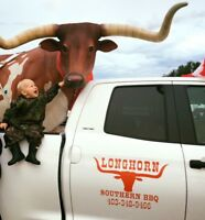 Longhorn Southern Bbq catering