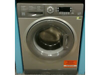 w514 graphite hotpoint 7kg 1400spin A+++ wazshing machine comes with warranty can be delivered
