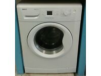 f350 white beko 8kg washing machine comes with warranty can be delivered or collected