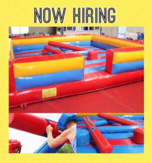 Gladiator Jousting Duel Hire