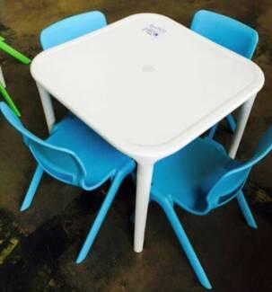 kids table set Ingleburn Campbelltown Area Preview
