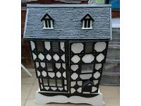 Dolls house. Bespoke Tudor style
