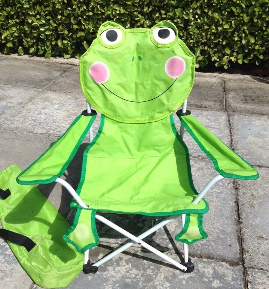 CHILDS CHAIR FROG