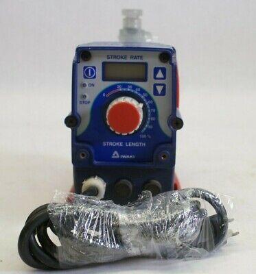 Iwaki Ewb10f1-vc Metering Pump 0.6 Gph 115v 150 Psi