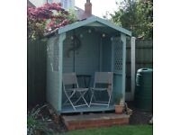 Garden Summer House - Dismantled, buyer to re-build