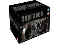 The Sopranos DVD full box set