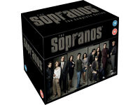 The Sopranos - The Complete Series DVD