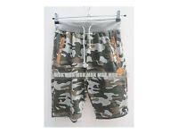 Men moro pattern shorts