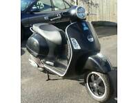 2003 VESPA GT 200cc Moped / Scooter