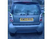 Smart City Passion, perfect body, low mileage, Automatic