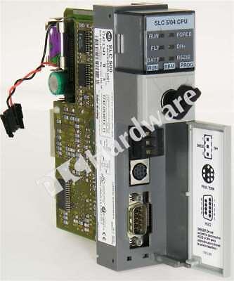 Allen Bradley 1747-l543 B Slc 500 5 04 Cpu Processor Controller Dh Frn 11 Qty