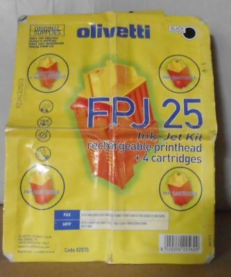 Olivetti FPJ 25 Ink-jet kit OFX 500 520 525 560 1000 2100 2200 3100 Linkfax 500