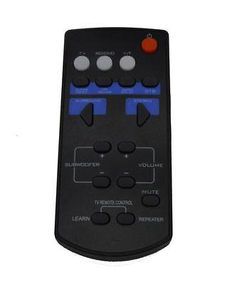 Brand New Remote Control For YAMAHA YAS101BL YAS-101BL YAS-101 TSX-112 TSX112