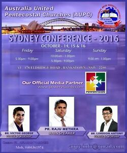 SYDNEY CONFRENCE 2016 Bankstown Bankstown Area Preview