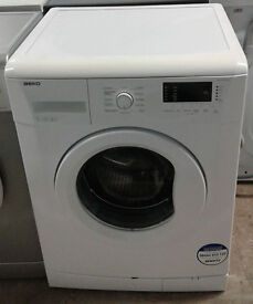 a784 white beko 7kg 1300spin A++ washing machine comes with warranty can be delivered or collected