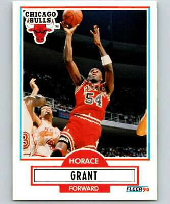 1990-91 Fleer #24 Horace Grant Bulls NM-MT