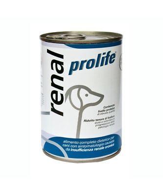 Alimento umido cane PROLIFE Veterinary Formula RENAL 400 g