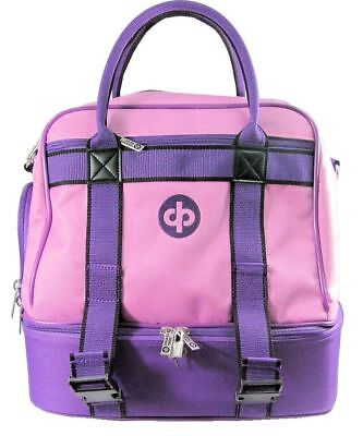 Drakes Pride - Midi Bag Pink - Lawn / Crown Green Bowls Carry Bag with Strap