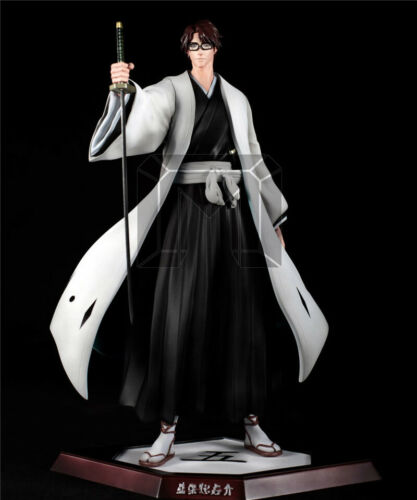 BLEACH Aizen Sousuke Statue Resin Model Kit GK Figurine Model Palace New