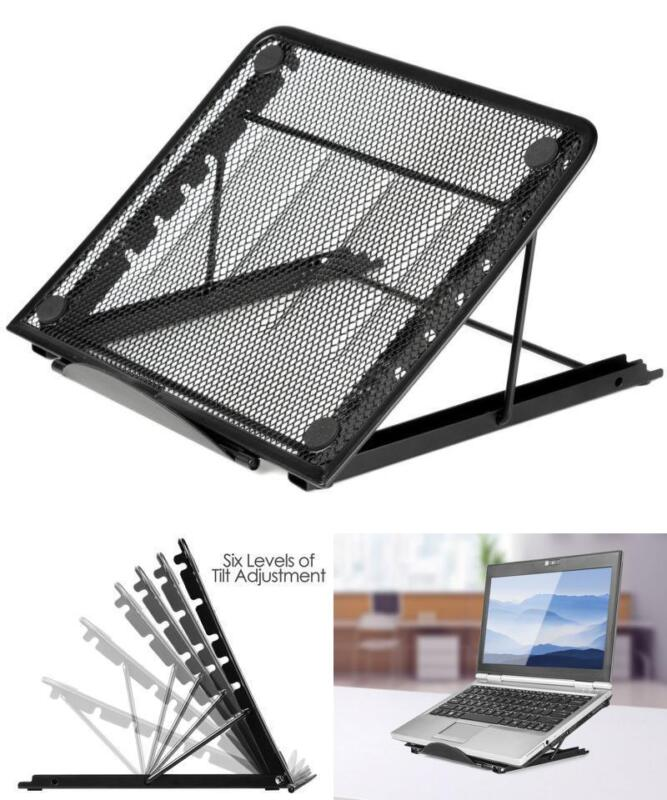 USA Portable Foldable Desk Notebook Laptop Table Stand Bed Tray Cooling rack