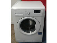 y101 white beko 7kg 1500spin A++ rated washing machine comes with warranty can be delivered