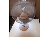 Big powerful fan for sale, 12 Inch Desk Fan.