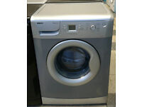 c331 silver beko 7kg 1200spin A+A rated washing machine comes with warranty can be delivered