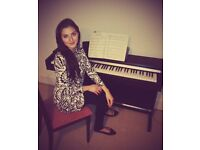 Piano lessons/tuition for children and adults in Cardiff City Centre