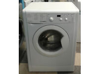 H152 white indesit 7kg&5kg 1200spin washer dryer comes with warranty can be delivered or collected