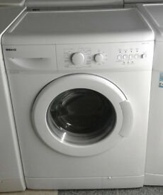 e688 white beko 6kg 1100spin A+ washing machine comes with warranty