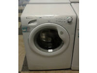 c723 white candy 7kg 1200spin A+ rated washing machine comes with warranty can be delivered