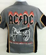 Ac/dc for Those About to Rock Shirt