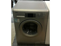 b074 silver beko 7kg 1600spin A++ rated washing machine comes with warranty can be delivered