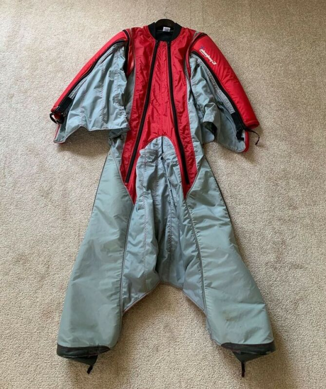 PhoenixFly Phantom3 Wing suit. Great Condition. Some wear and tear.