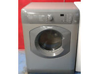 k055 graphite hotpoint 7.5kg set & forget vented dryer comes with warranty can be delivered