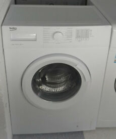 c646 white beko 6kg 1200spin A+++ washing machine comes with warranty can be delivered or collected
