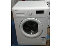 f386 white beko 7kg 1300spin A++ washing machine comes with warranty can be delivered or collected