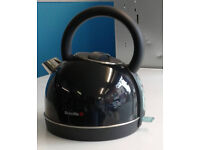 Black breville traditional electric kettle graded with 12 month warranty can be delivered