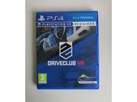 Driveclub VR [PSVR] PS4