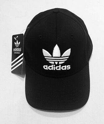 Adidas  Baseball Cap Unisex Hat black  Adjustable .free delivery .on sale