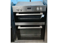 m215 stainless steel lamona double integrated electric oven comes with warranty can be delivered