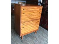 Tall Chest Of Drawers by Loughborough Furniture