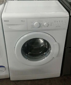 b153 white beko 5kg 1400spin A+A washing machine comes with warranty can be delivered or collected