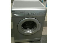 a635 silver beko 5kg 1200spin A+A rated washing machine come with warranty can be delivered