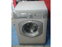 m109 graphite hotpoint 8kg 1500spin washing machine comes with warranty can be delivered